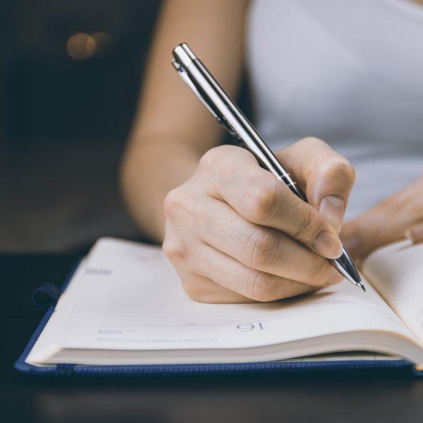L'importanza del Diario in Psicoterapia